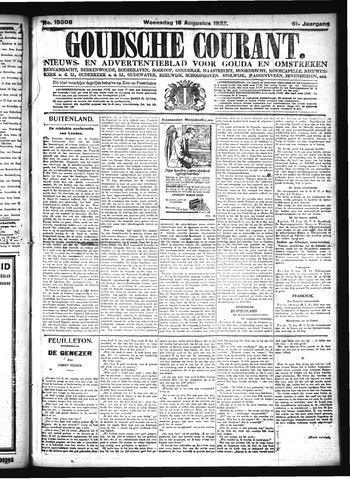 Goudsche Courant 1922-08-16