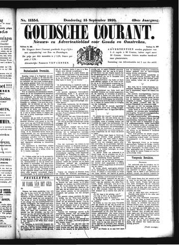 Goudsche Courant 1910-09-15