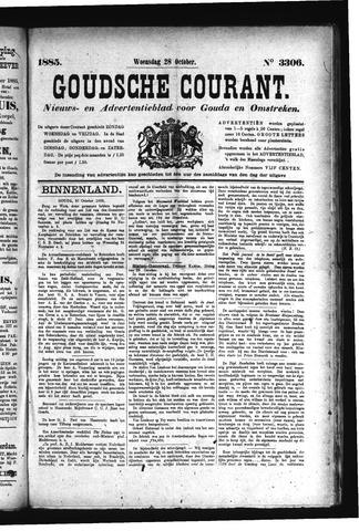 Goudsche Courant 1885-10-28