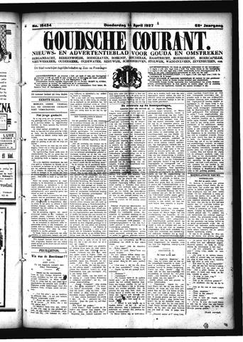 Goudsche Courant 1927-04-14