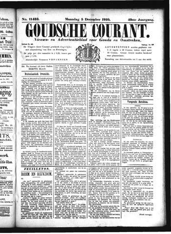 Goudsche Courant 1910-12-05