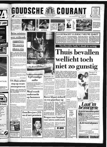 Goudsche Courant 1986-08-09