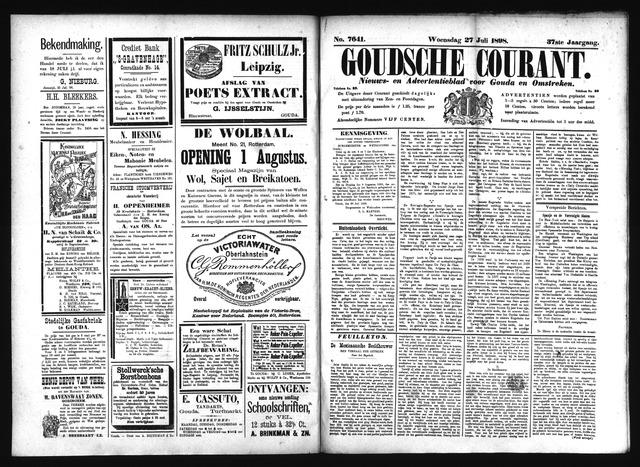 Goudsche Courant 1898-07-27