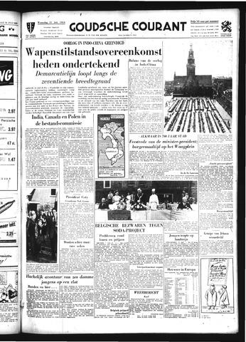 Goudsche Courant 1954-07-21