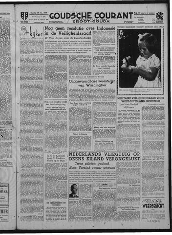 Goudsche Courant 1949-01-18