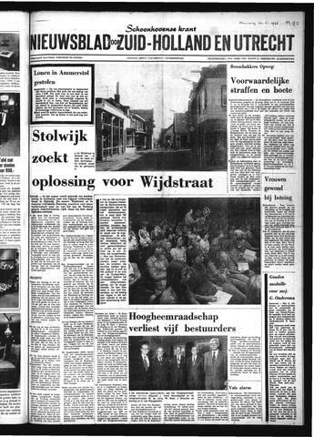 Schoonhovensche Courant 1976-06-21