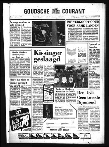 Goudsche Courant 1975-09-01