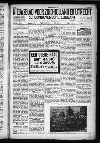 Schoonhovensche Courant 1930-06-04
