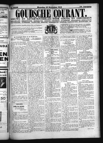 Goudsche Courant 1933-11-20