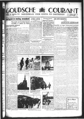 Goudsche Courant 1942-08-28