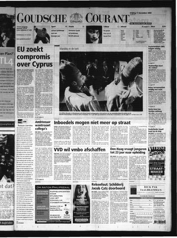 Goudsche Courant 2004-12-17