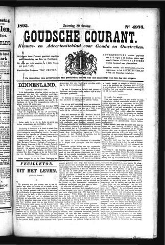 Goudsche Courant 1892-10-29