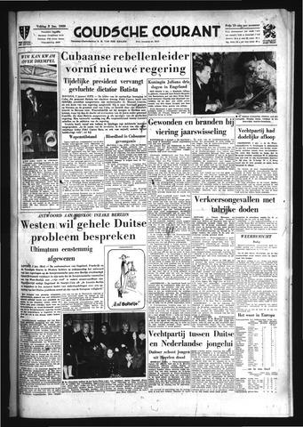 Goudsche Courant 1959-01-02