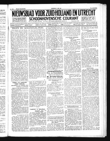 Schoonhovensche Courant 1939-05-03