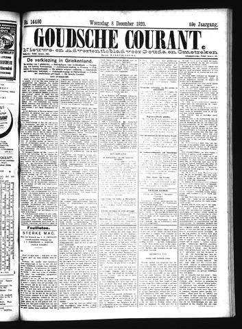 Goudsche Courant 1920-12-08