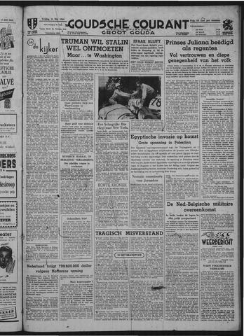 Goudsche Courant 1948-05-14