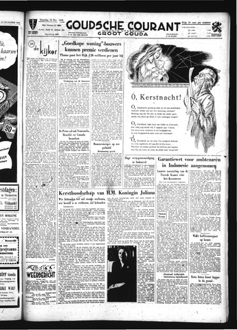 Goudsche Courant 1949-12-24