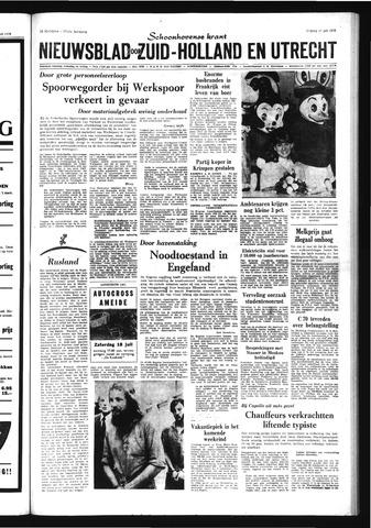 Schoonhovensche Courant 1970-07-17
