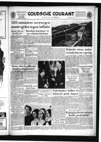 Goudsche Courant 1964-04-04