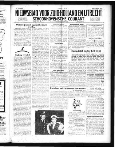 Schoonhovensche Courant 1952-05-19