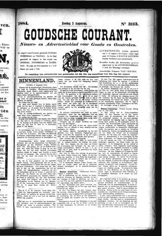 Goudsche Courant 1884-08-03