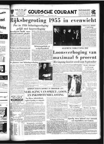 Goudsche Courant 1954-09-21