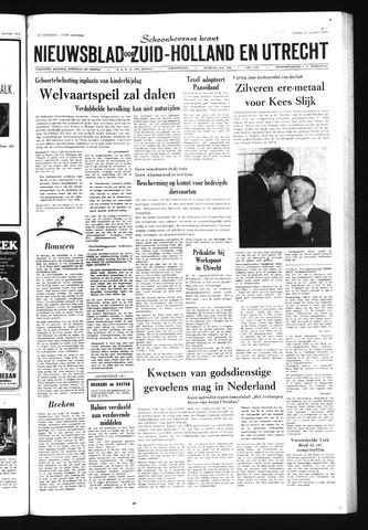 Schoonhovensche Courant 1972-01-21