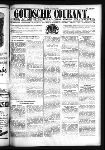 Goudsche Courant 1938-10-18