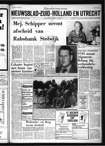 Schoonhovensche Courant 1974-07-26