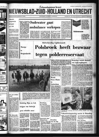 Schoonhovensche Courant 1976-08-02
