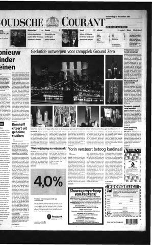 Goudsche Courant 2002-12-19