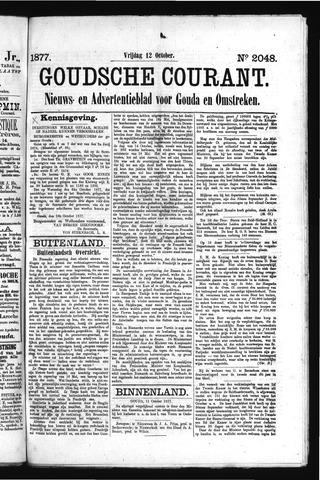 Goudsche Courant 1877-10-12