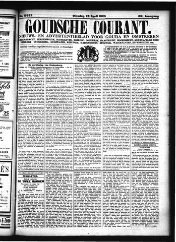Goudsche Courant 1925-04-28