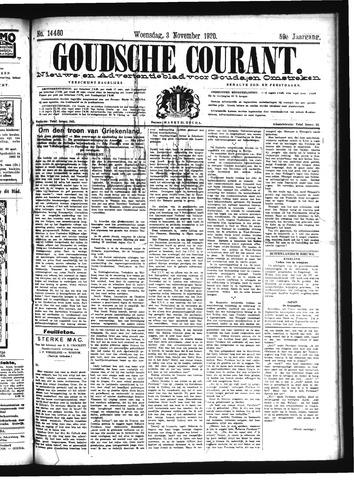 Goudsche Courant 1920-11-03