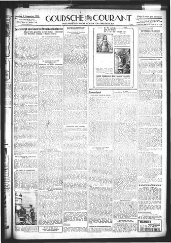 Goudsche Courant 1944-08-01