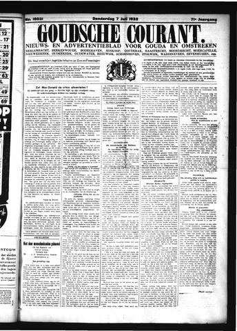 Goudsche Courant 1932-07-07