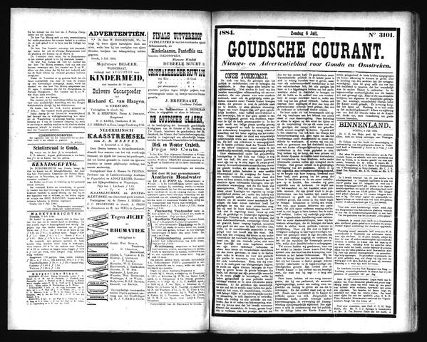 Goudsche Courant 1884-07-06