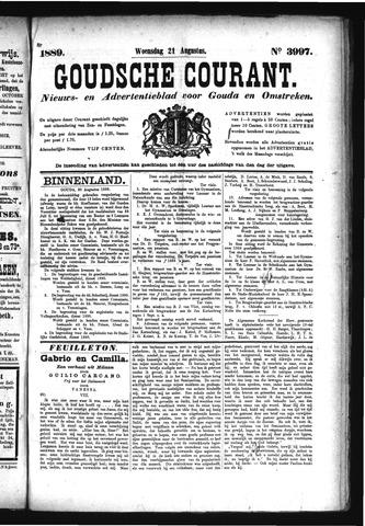 Goudsche Courant 1889-08-21