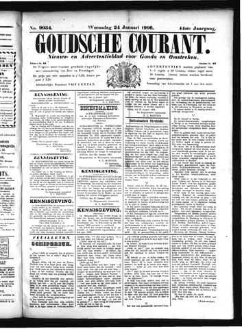 Goudsche Courant 1906-01-24