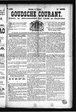 Goudsche Courant 1893-02-13