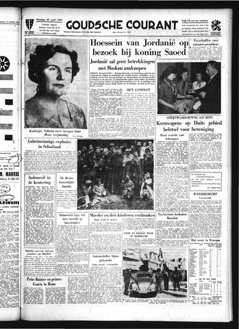 Goudsche Courant 1957-04-29