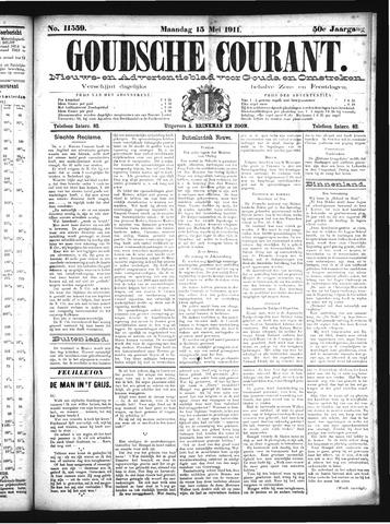 Goudsche Courant 1911-05-15