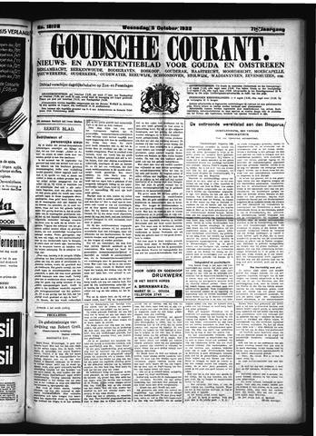 Goudsche Courant 1932-10-05