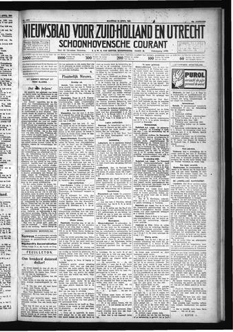 Schoonhovensche Courant 1931-04-13