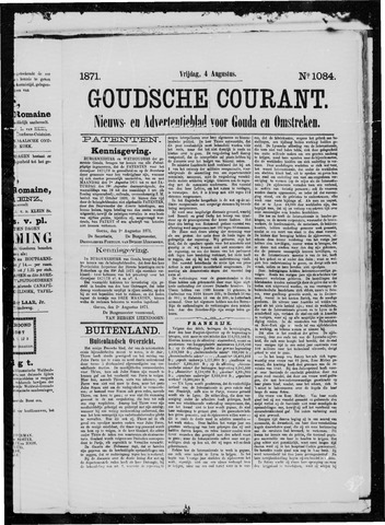 Goudsche Courant 1871-08-04