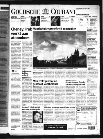 Goudsche Courant 2002-09-09
