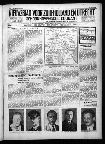 Schoonhovensche Courant 1937-07-30