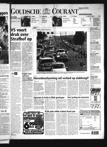 Goudsche Courant 2002-07-30