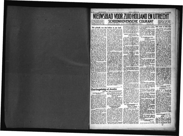 Schoonhovensche Courant 1941-01-03