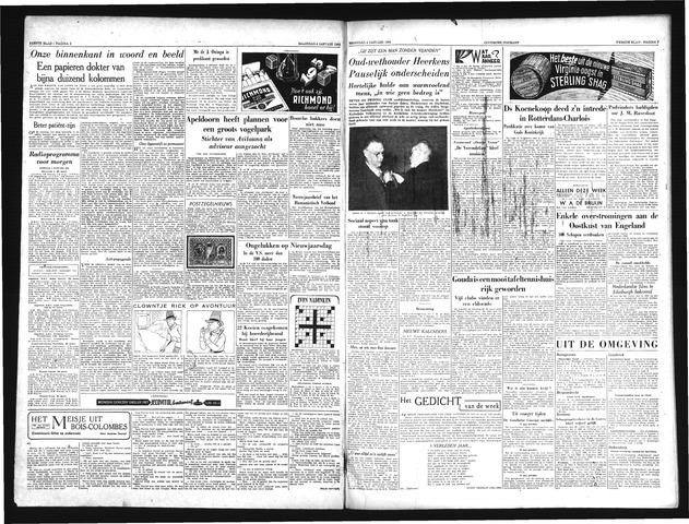 Goudsche Courant 1954-01-04